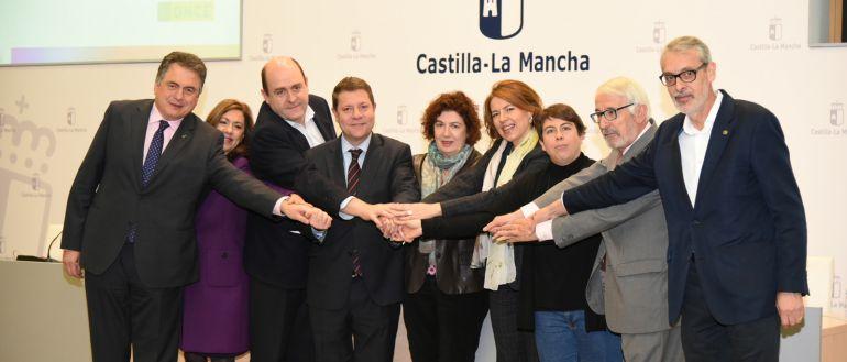 Constituida la Mesa del Tercer Sector de Castilla-La Mancha