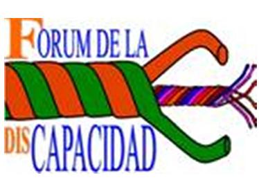 logo forum-discapacidad